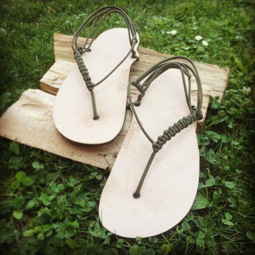 Nanahu_barefoot_sandale_kozene_khaki_zpevneny_pruvlek